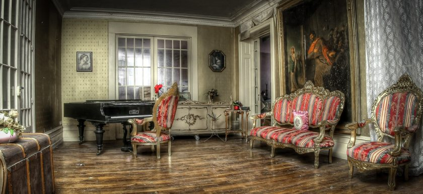 Chateau Banana Lost Place Urbex Frankreich