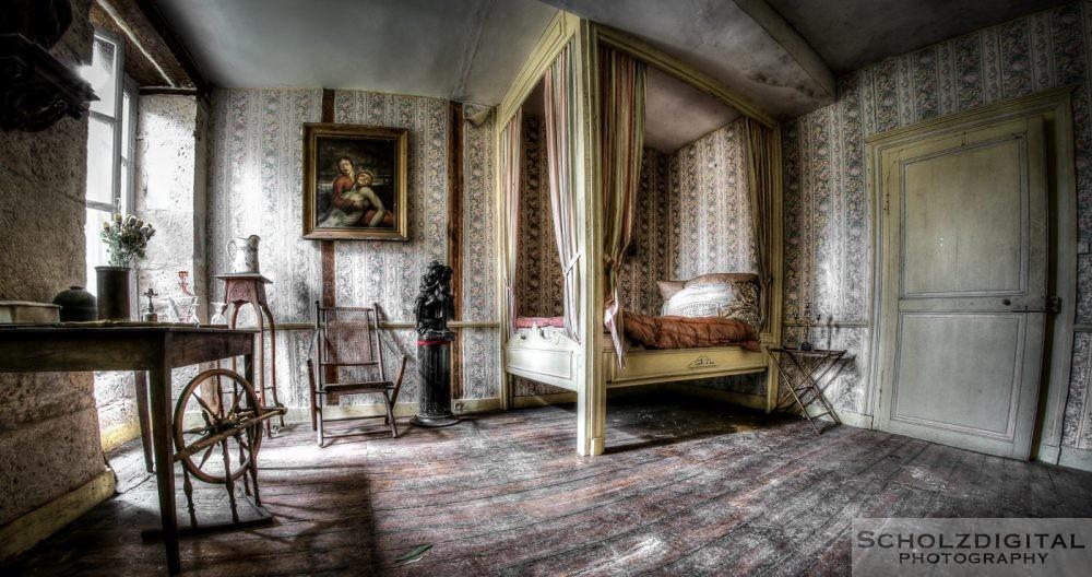 Chateau Marianne Chateau Alchimiste Urbex Frankreich Lost Place