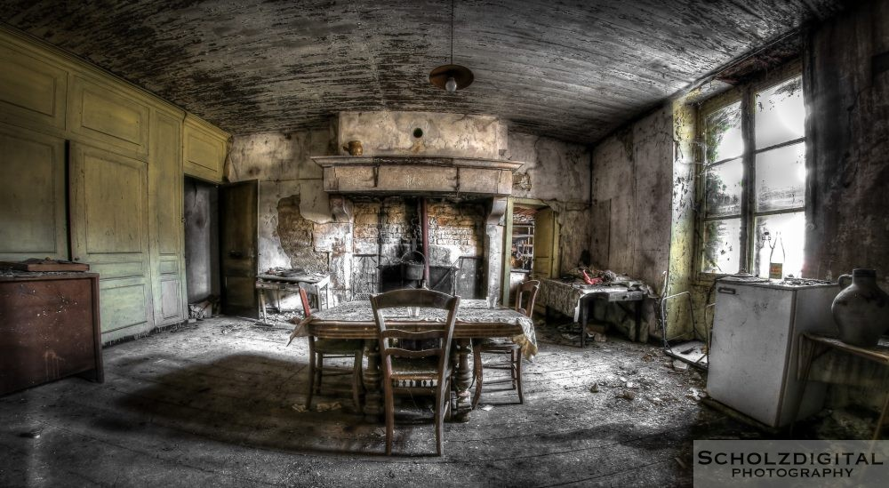 Maison de la Faucheuse- Urbex France - Lost Place