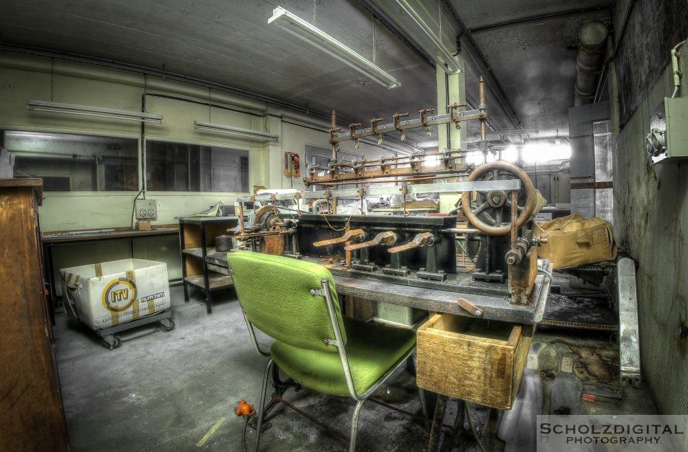 Legs Factory Urbex Frankreich Lost Place Frankreich verlassene Fabrik