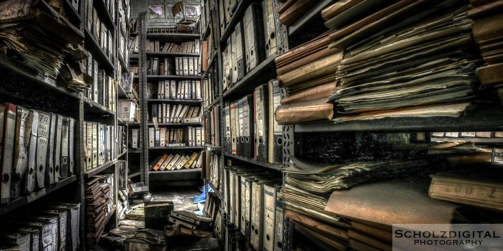Lost Office Belgien verlassene Gebäude und verlassene Häuser urbex