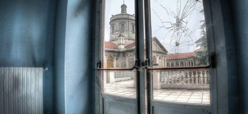 Chiesa Ospedale SC Urbex Italien Italy abandoned verlassen Kirche