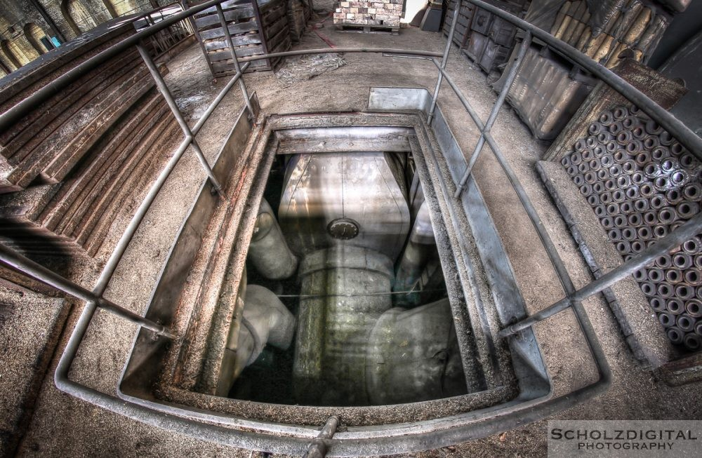 Lost Place urbex Control Room Belgien verlassene Industrieanlage Serraing verlaaten abandoned