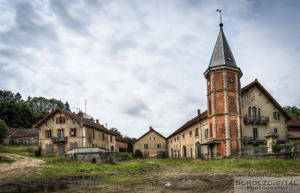 Ferme des Templiers Urbex Farnkreich Lost Place France verlassene Orte