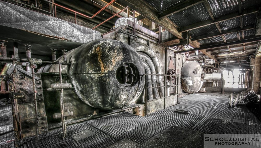 HFB, Kokerei, Lüttich Seraing, Belgien , Urbex, Lost Place, Heavy Metal