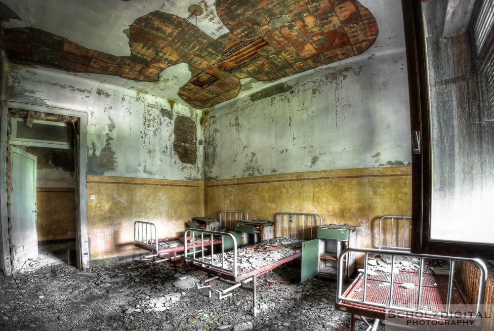 Preventorio di R Urbexziel Italien Italy verlassenes Krankenhaus Ospedale