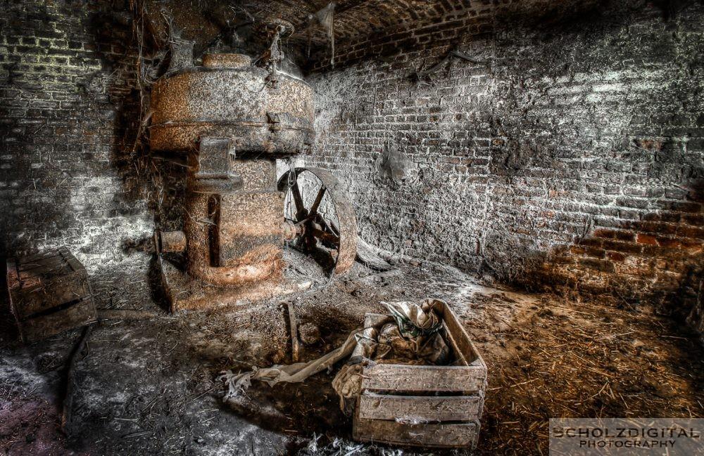 Strawberry Farm in Belgien Belgie Lost Place urban exploration urbex verlaaten ferme buurderij