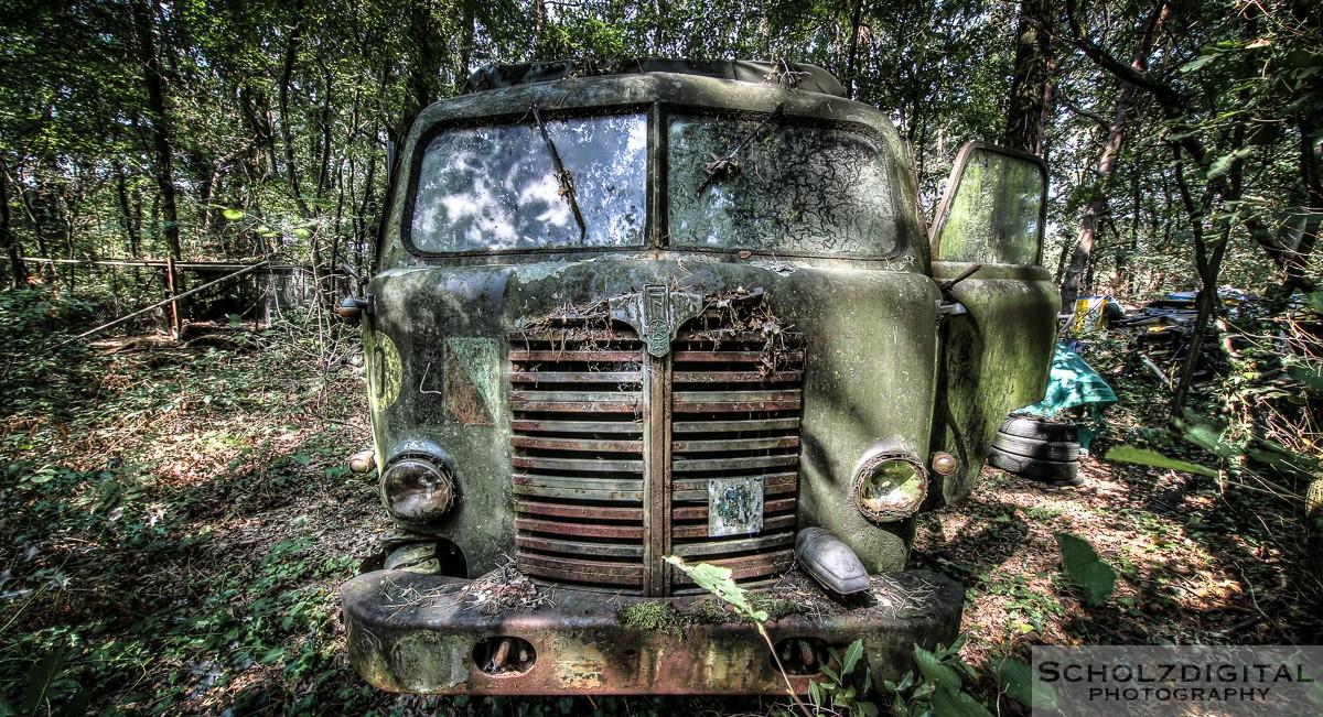Urbex, Lost Place, HDR, Abandoned, verlassene Orte, verlassen, verlaten, Urban exploration, UE, Belgien, Belgium, Iron Forest, Autofriedhof, Autokerkhof, Cars, Autos, Schrottplatz