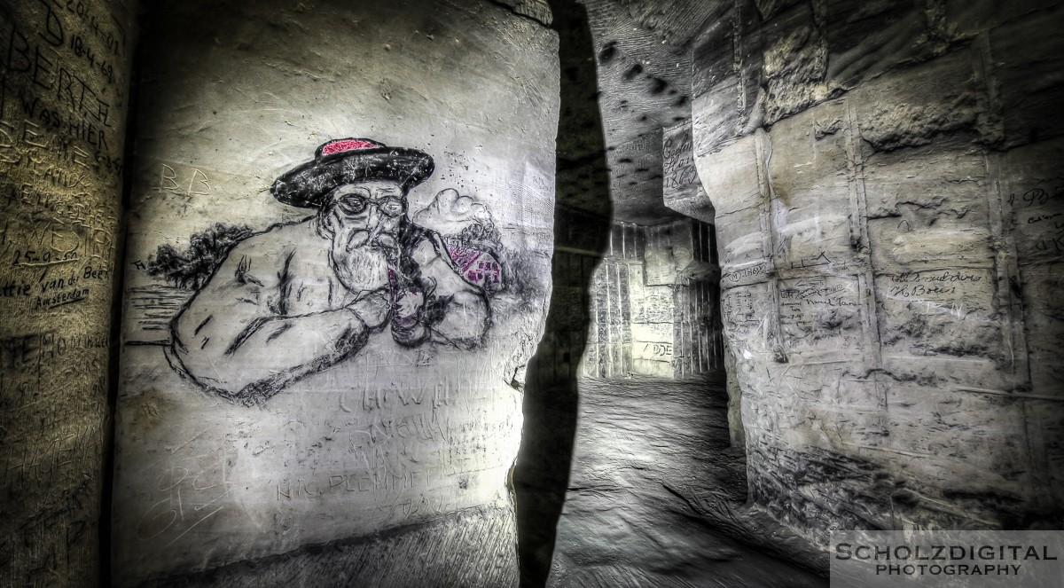 Abandoned, HDR, Holand, Lost Place, Maastricht, Mergelhöhlen, Netherlands, Stollen, UE, Undergorund Art, Urban exploration, Urbex, verlassen, Verlassene Orte, verlaten