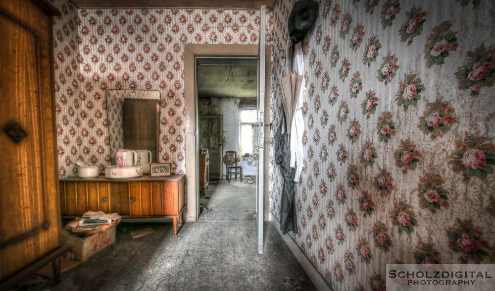 Abandoned, Belgien, Belgium, HDR, Lost Place, Maison Martini, Maison Sade, UE, Urban exploration, Urbex, verlassen, Verlassene Orte, verlaten