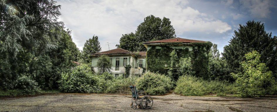 Urbex, Lost Place, HDR, Abandoned, verlassene Orte, verlassen, verlaten, Urban exploration, UE, Italy, Italien, Manicomio V