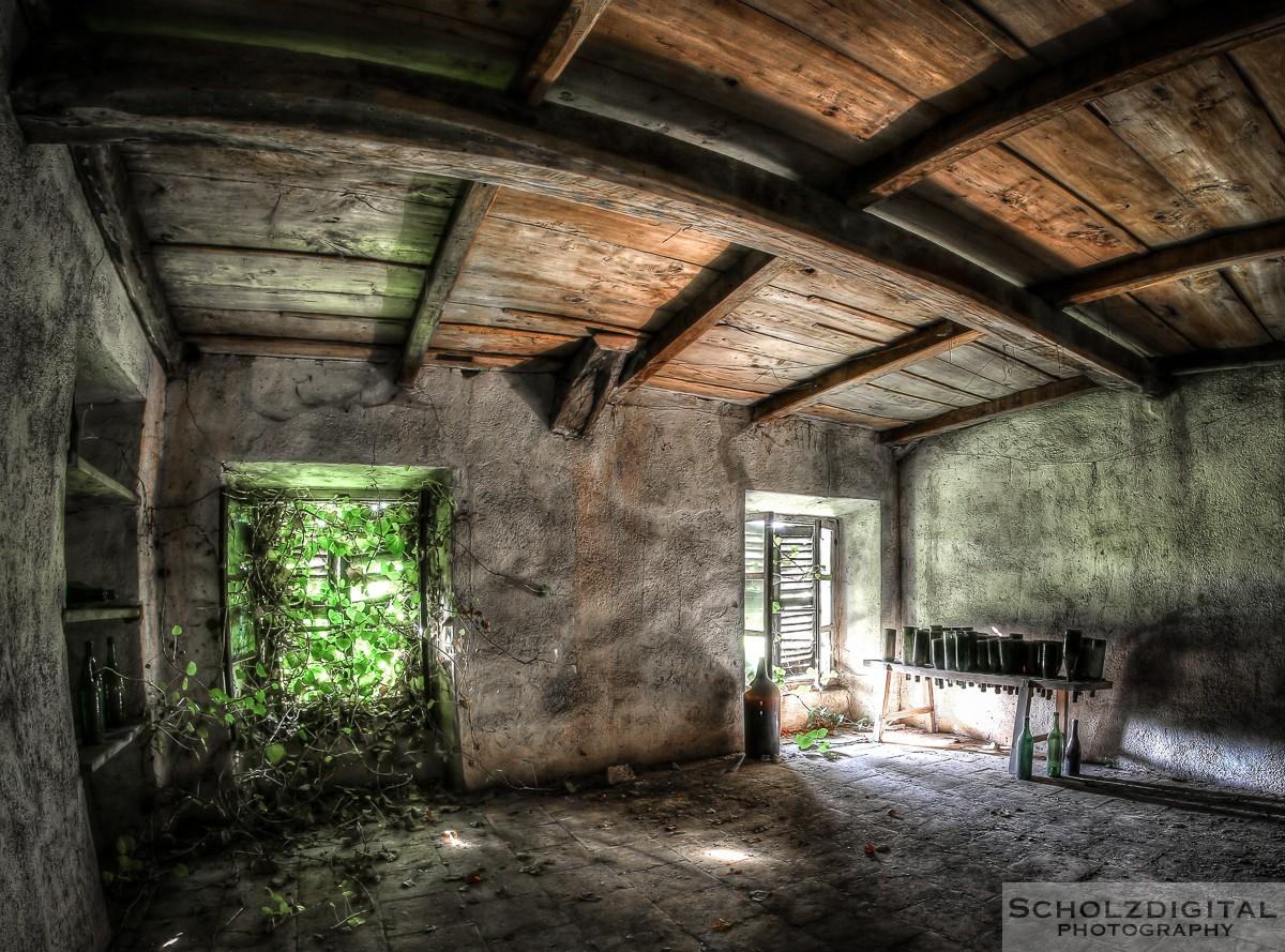 Oriental Gem Urbex Italy Italien Lost Place verlassene Orte Fotos URBEX