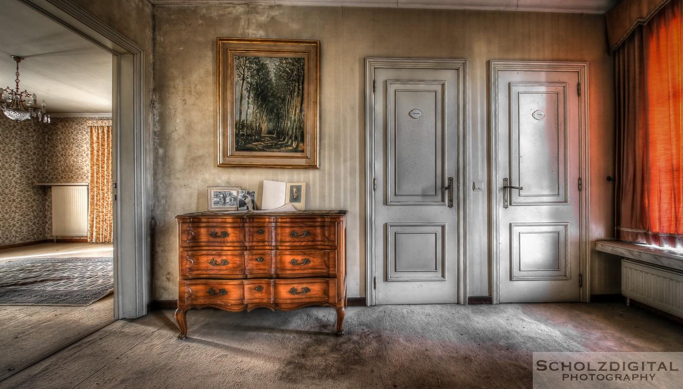 Urbex, Lost Place, HDR, Abandoned, verlassene Orte, verlassen, verlaten, Urban exploration, UE, Puppenwald, Verlassene Orte in Belgien, Villa Baron, Urbex Belgien, Belgie, Villa, Manoir,