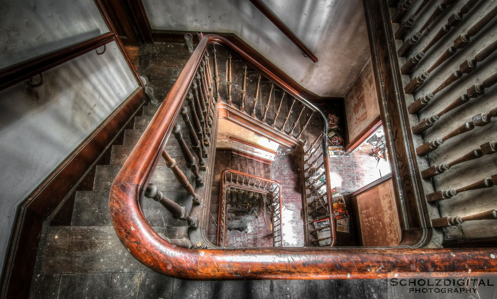 Abandoned, Chateau Hohner, HDR, Lost Place, UE, Urban exploration, Urbex, verlassen, Verlassene Orte, Verlassene Orte in Belgien, verlaten
