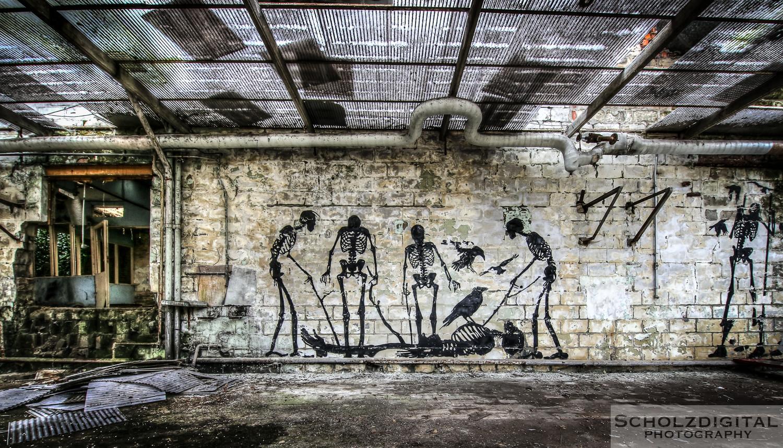 Abandoned, HDR, Lost Place, UE, Urban exploration, Urbex, Usine Skeleton, verlassen, Verlassene Orte, Verlassene Orte in Belgien, verlaten
