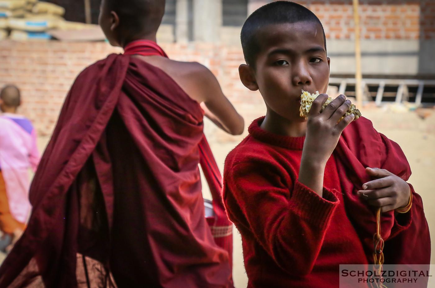 Birma, Buddha, Burma, Exploring, Monastery, Mönche, Myanmar, Nonnen, Travelling, Explorer, Scholzdigital