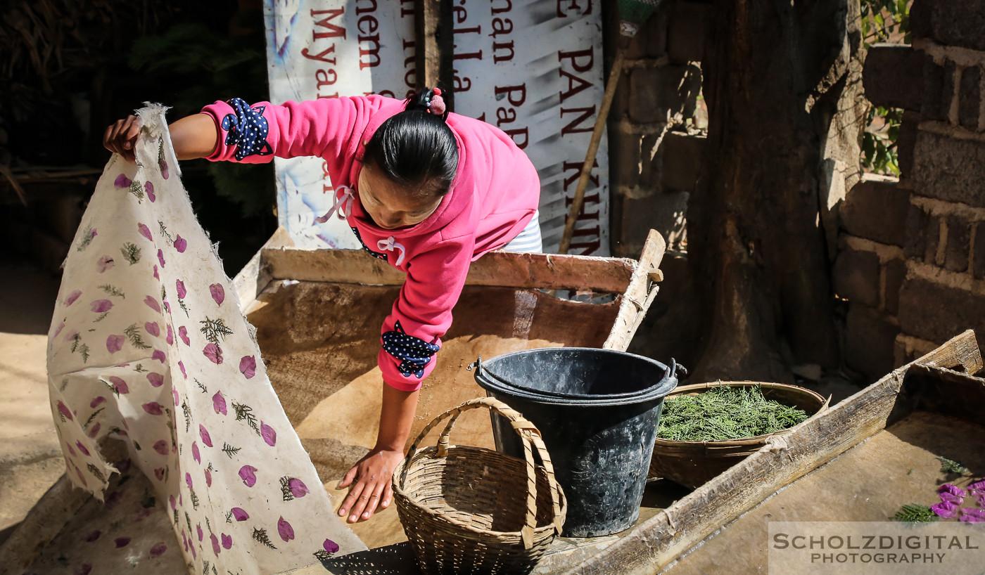 Birma, Burma, Exploring, Handwerk, Mandalay, Myanmar, Papierherstellung, Shan Paper and Umbrella Workshop, Travelling, Shan Paper Workshop Myanmar