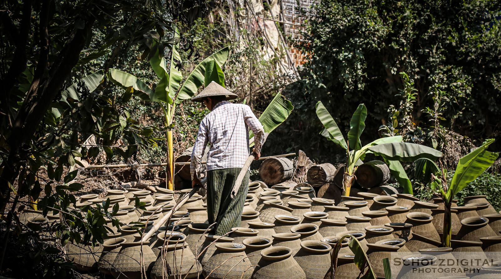 Asia, Birma, Burma, Exploring, globetrotter, Handwerk, Irrawaddy, Keramik, Mandalay, Myanmar, Southeastasia, Streetphotography, Töpferdorf, Töpferei, Töpfern, Töpferstadt, travel, Travelling, travelphotography, Wanderlust, Yandabo