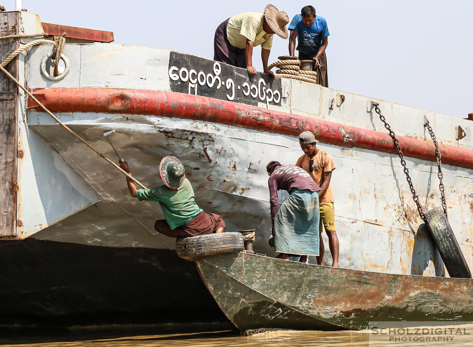 Schiff, Yangon, Werft, Renovierung ,Myanmar, Travelling,Asia, Bagan, Birma, Burma, Exploring, globetrotter, Irrawaddy, Mandalay, Southeastasia, Streetphotography, travel, Travelling, travelphotography, Wanderlust