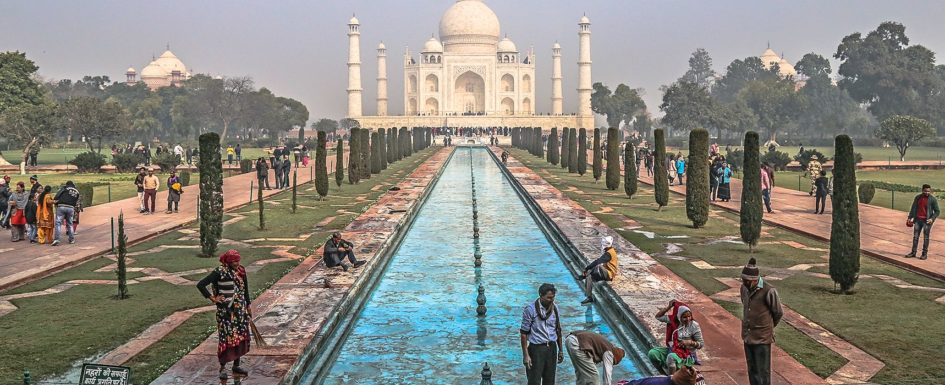 Agra, Asien, India, Indien, Mausoleum, Mumtaz Mahal, Shah Jahan, Taj Mahal