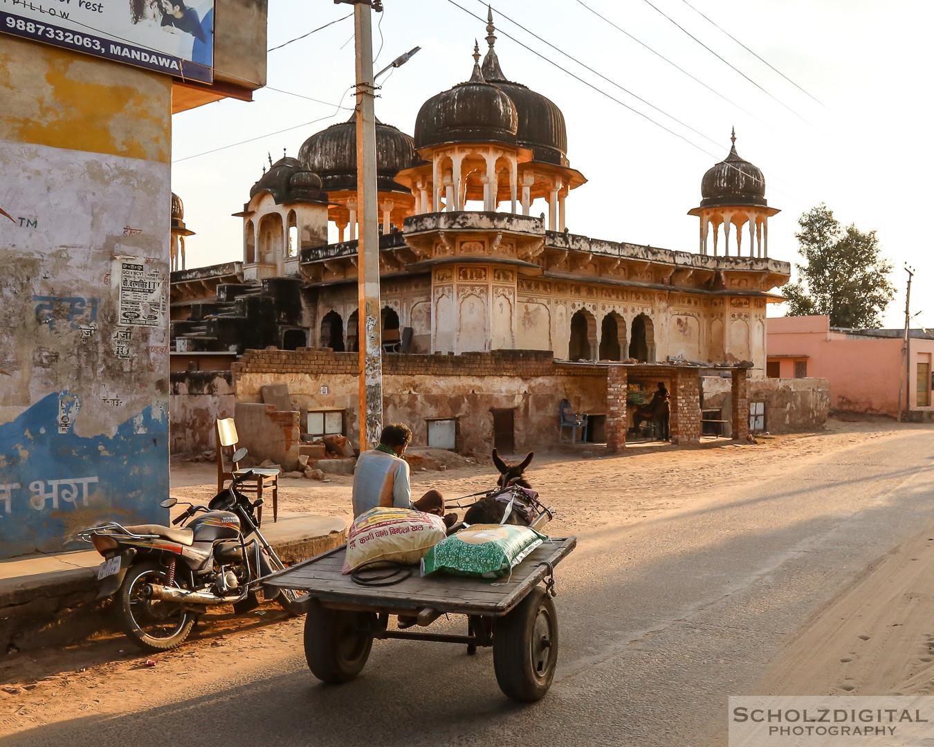 Indien, India, Streetphotography, Rundreise, Rajasthan, Wüste, Streetlife, Mandawa, Haveli, Kaufmannspaläste