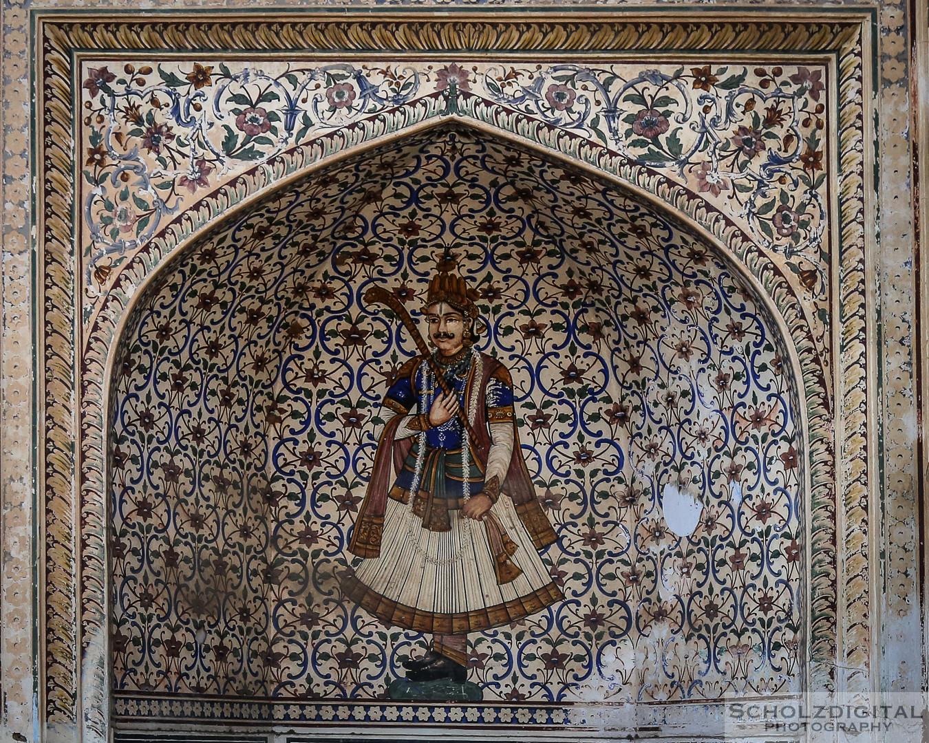 Stadtpalast Jaipur, Rajasthan, Indien Rundreise, Jai Singh II