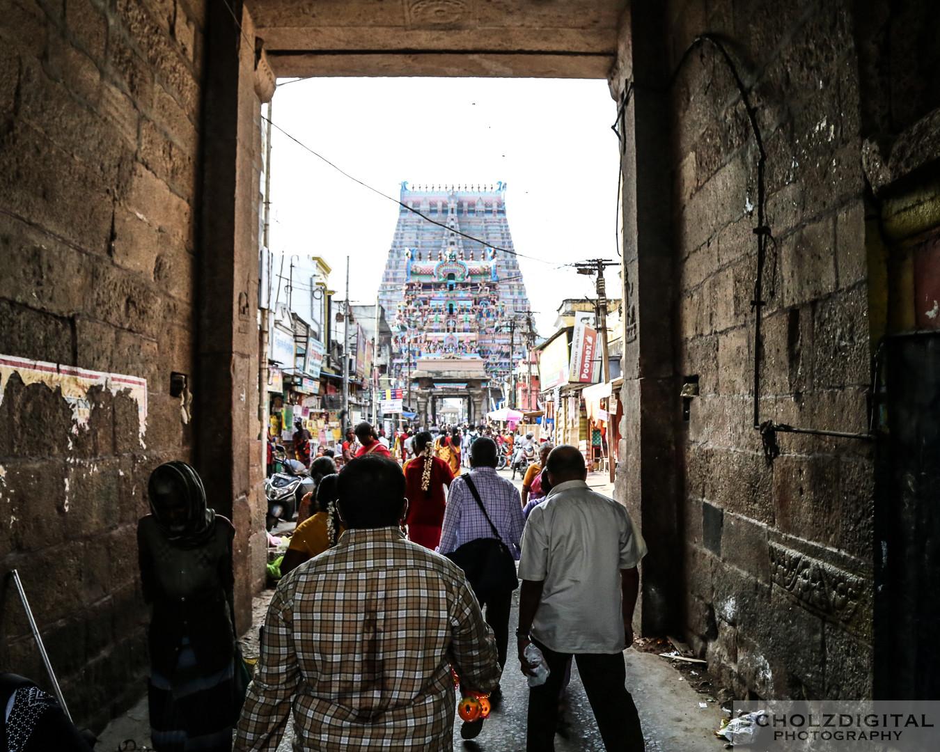 Tiruchiappalli Sri Ranganathar Swamy Temple; Indien, India, Südostasien, Tamil Nadu