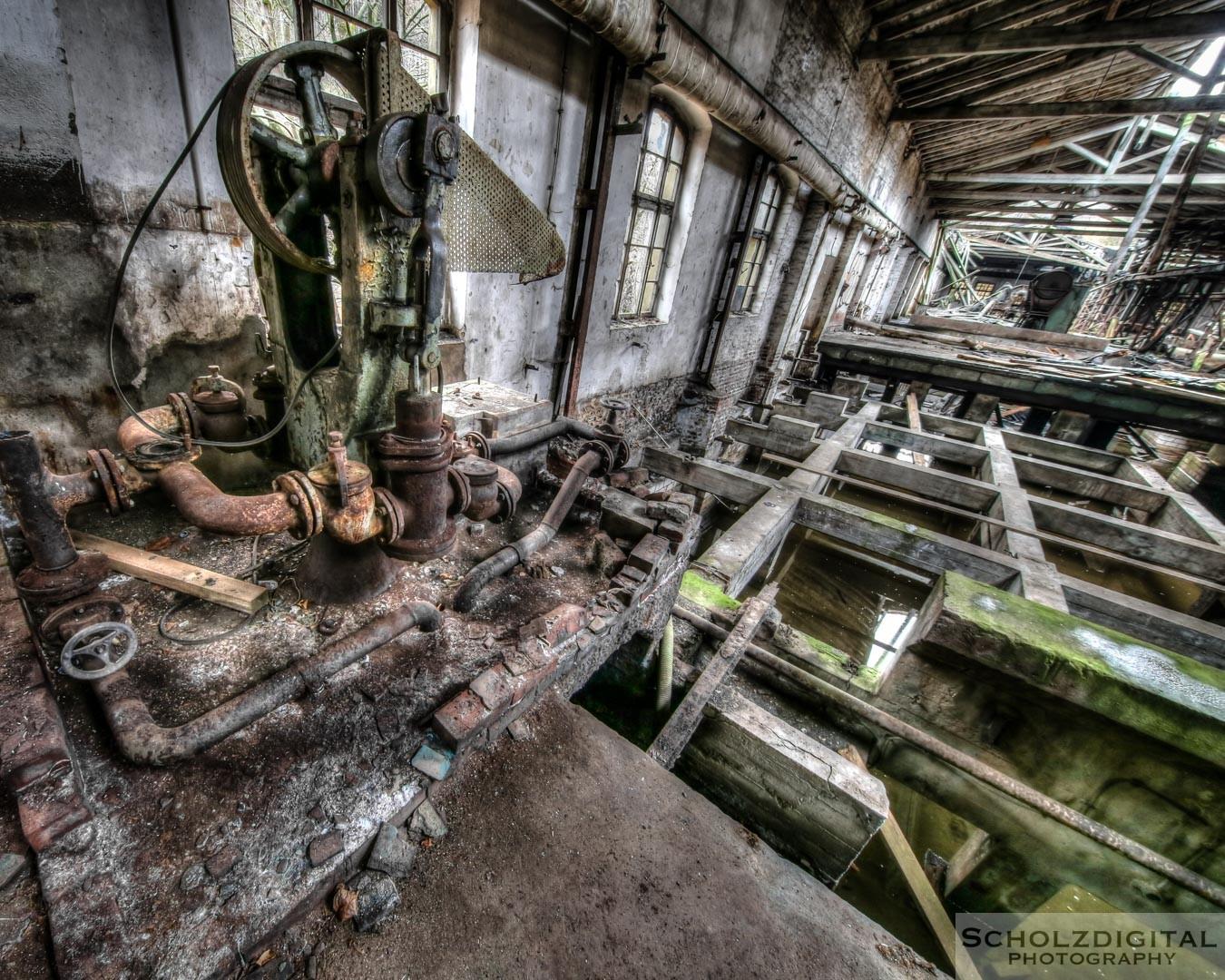 Urbex, Deutschland, Sauerland, Sägemühle, Sawmill, abandoned,
