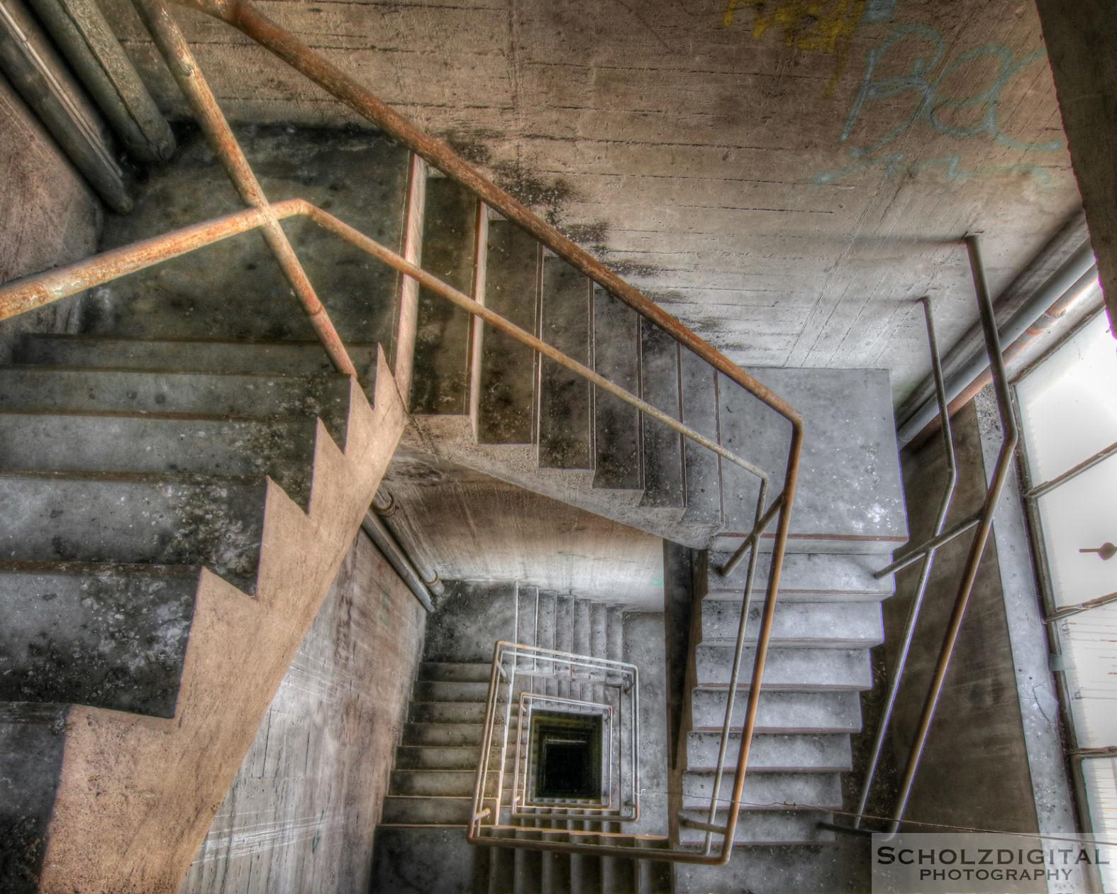 Tierfutterfabrik, Lost Place, Urbex, Verlassener Ort, Industrie