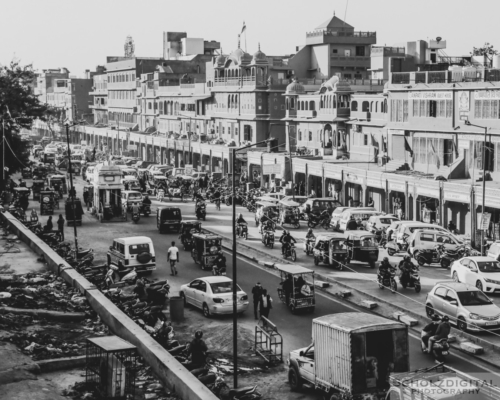 Jaipur City India
